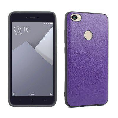 Phone Case for Xiaomi Redmi Note 5A Mobile Phone Shell Back Shell Skin Crazy Horse Grain Mobile Phone Protection Shell