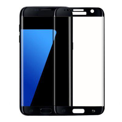 2PCS Screen Protector for Samsung Galaxy S7 Edge HD 3D Full Coverage Anti-Explosion High Sensitivit Tempered Glass