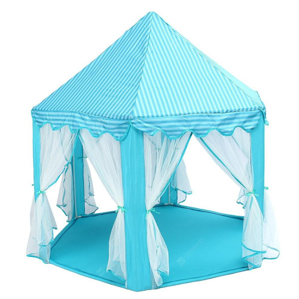 140x135cm large princess castle tulle children house game selling play tent yurt creative 41. Black Bedroom Furniture Sets. Home Design Ideas
