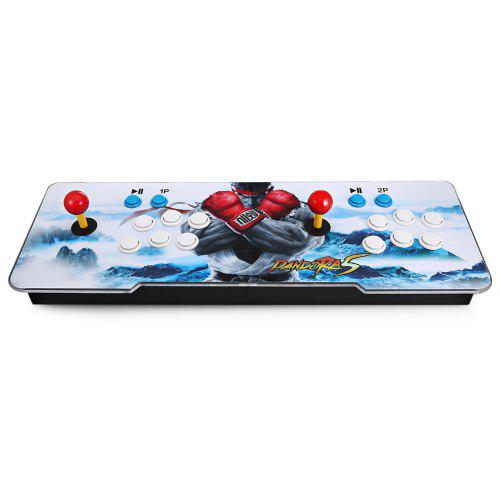 Gearbest 999 in 1 Video Games Arcade Console Machine Double Stick Home Pandora's Key 5s 1 - WHITE UK