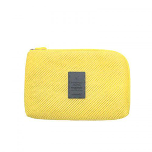 Gadget Cable USB Cable Organizer Zip Pouch Travel Storage Bag Shockproof