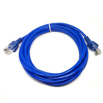 ETL Verified to ETA/TIA 568 Category5e UTP 4PAIRS 24 AWG Patch Cable Up5004 PC Network Lan 3 Meter RJ45 2m awg soft silicone flexible wire cable 12 20 awg 1 meter red 1 meter black