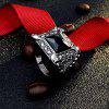 Europe and The United States Selling Jewelry Black Crystal Ring - BLACK