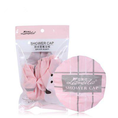 Lameila Waterproof Bath Tool Shower Cap
