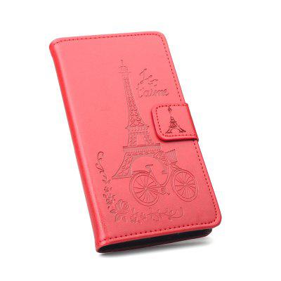 Leather Flip Cover Wallet Case para Leagoo S8 Pro Phone Wallet Leather MobiLe Phone Holster Case