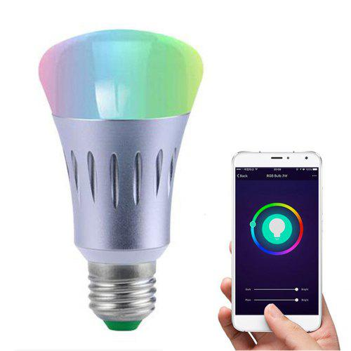 Jiawen Led Wireless Wifi App Remote Control Smart Light Dimmable Rgb