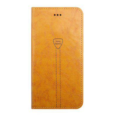Luxury Leather Wallet Case for iPhone 7 Plus Mobile Phone Shell Handset Flip Card Slot