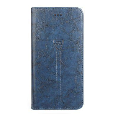 Flip Case for iPhone 8 Plus Leather Luxury Wallet Card Slots Holder Stand Cover