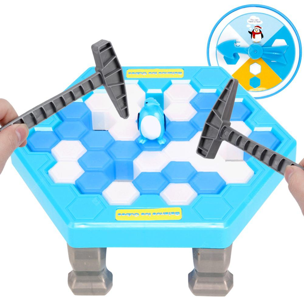 Board Games Save Penguin Break Ice Blocks Children Educational Parent-Child Interactive Toys Sale, Price & Reviews | Gearbest