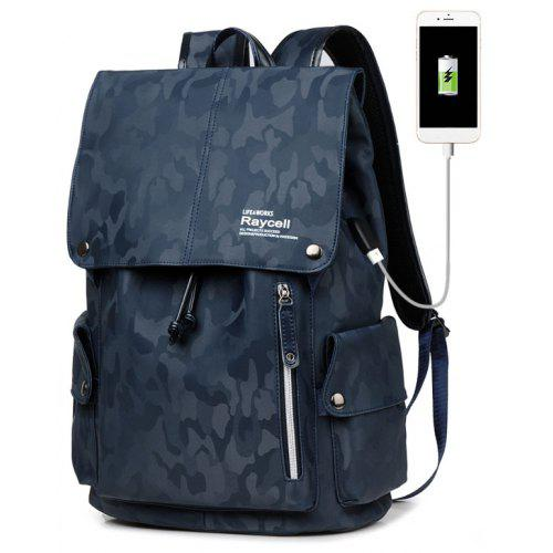 f8a7df50e9ea Raycell Waterproof Laptop Backpack College Student School For Teenagers Anti -theft Bags