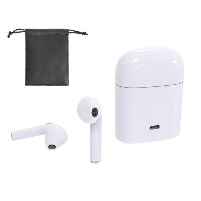 ANDE Wireless Bluetooth Headset with Charging Storage Box
