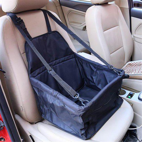 Pet Dog Cat Car Seat Bag Carriers Small Animal Mat Blanket Safety Belt Cover Protector