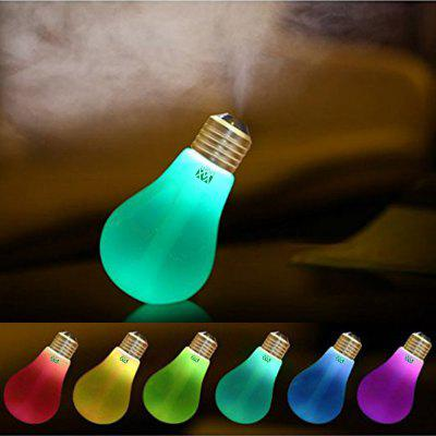 YWXLight USB Ultrasonic Humidifier Home Office Mini Aroma Diffuser LED