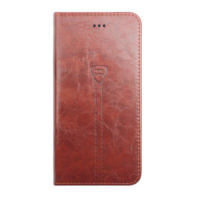 Capa Flip para iPhone 8 Plus Leather Carteira Wallet de luxo Slots Holder Stand Cover