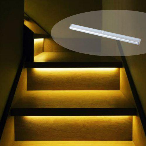 Portable Rechargeable Wireless Infrared Sensor LED Staircase Lights