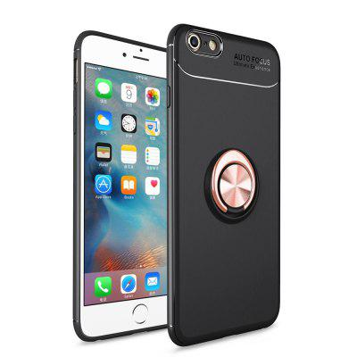 Custodia per telefono ad anello per iPhone 6 / 6S con custodia protettiva antiurto in TPU