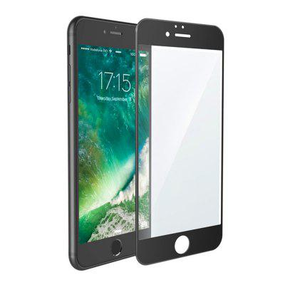 3D Round Curved Edge Tempered Glass for iPhone 6/6S Full Cover Protective Premium Screen Protector Film