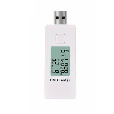 USB Voltmeter Ammeter Digital LCD Voltage Monitor Current Meter Capacity Tester digital optical pd meter pupilometer interpupillary distance tester cp 32c2