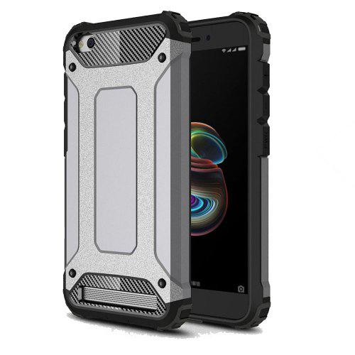 new style ffcc0 2560e Armor Phone Case for Xiaomi Redmi 5A Shockproof Protective Back Cover