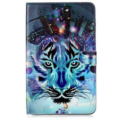 For Samsung Galaxy Tab A 10.1 2016 T585 T580 SM-T580 T580N Case Fashion 3D Relief PU Leather Tablet Cover Shell magnet flip cover for samsung galaxy tab a a6 10 1 2016 t580 t585 t580n sm t580 tablet case litchi pattern pu leather case lzw
