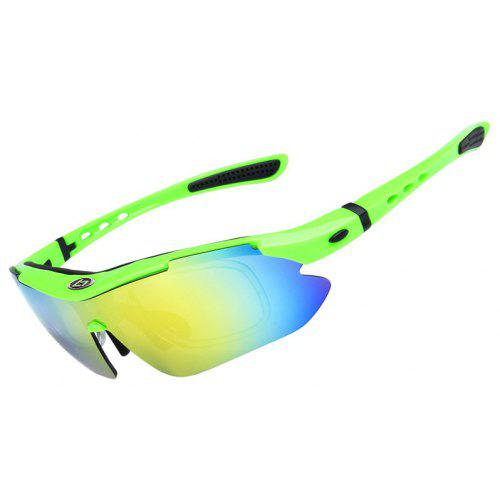 a4536823f2 OBAOLAY SP0868 Polarized Sports Sunglasses Durable Unbreakable Frame Goggles  Set -  26.79 Free Shipping