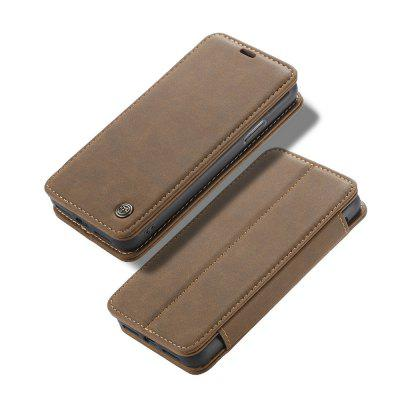 CaseMe for iPhone X Flip Stand Leather Wallet Case Protective Folio Removable Cover with Magnetic Ring Bracket free shipping new 10 1 original stand magnetic leather case cover for lenovo ibm thinkpad 10 tablet pc with sleep function