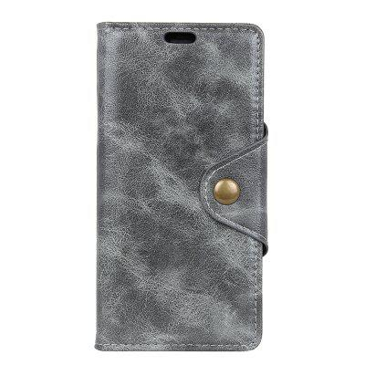 For Samsung Galaxy A8 2018 Leather Case Revit Flap Wallet Stand Case with 3 Card Slots mastering autodesk revit mep