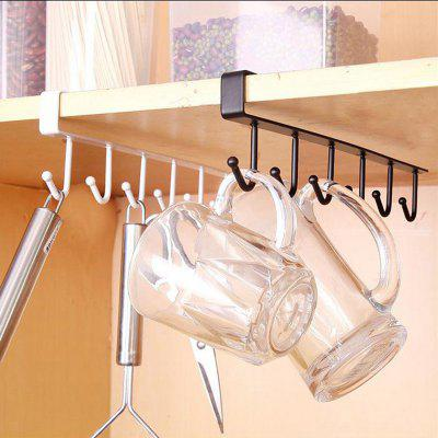 Cupboard Wardrobe Holder Kitchen Storage Rack