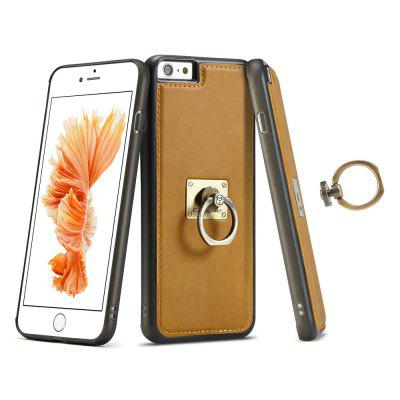 CaseMe H3 per iPhone 6 Plus / 6s Plus Custodia in pelle PU con supporto in TPU antiurto e anulare