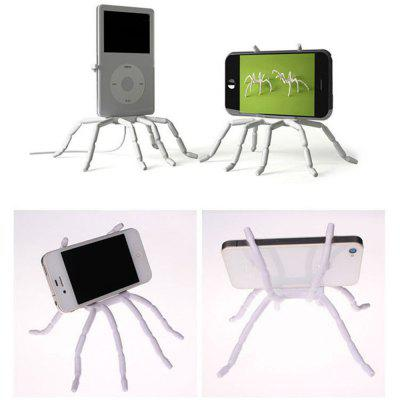 Multi-Function Portable Spider Flexible Grip Holder for Smartphones and Tablets