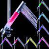 BRELONG Colorful LED Round Hand Shower - COLORFUL