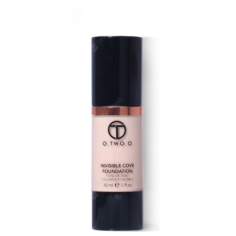 OTWOO Full Coverage Waterproof Foundation Concealer Whitening and Oil-control