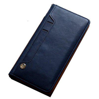 Wallet Flip Leather for Sony Dual Case Cell Phone Back Cover With Card Holder brand passport women wallets case travel leather wallet female key coin purse wallet women card holder wristlet money bag small