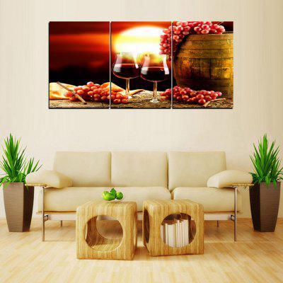 MailingArt FIV520  3 Panels Landscape Wall Art Painting Home Decor Canvas Print