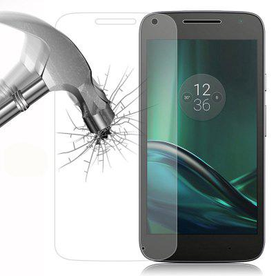 2PCS Screen Protector for Moto G4 Play HD Full Coverage High Clear Premium Tempered Glass