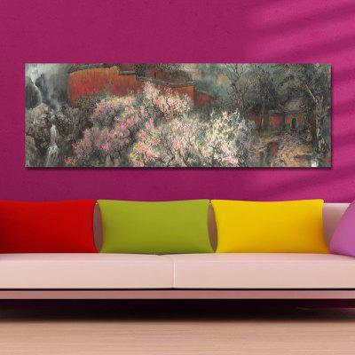 DYC 10646 The Chinese Ancient Architecture of Forest Print Art
