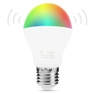 MiLight E27 Ampoule LED Sans Fi 6W 2,4Ghz l RGBW Variable AC 86 - 265V - RGB + BLANC / BLANC CHAUD