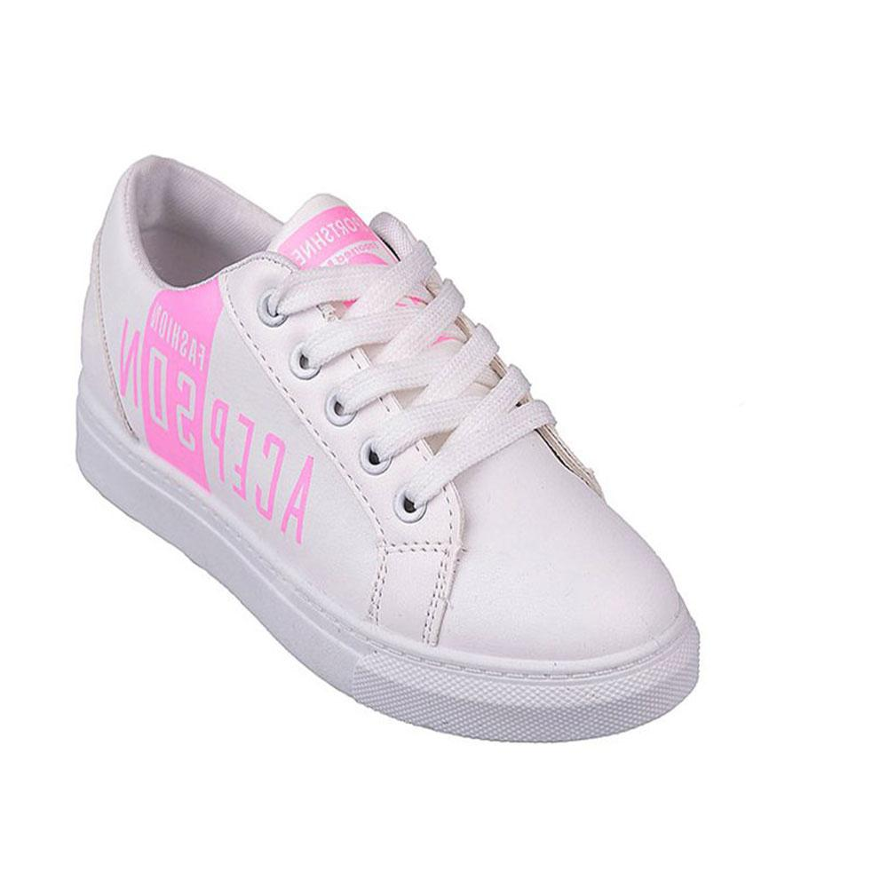 Spring New Literary Female Students Basic Sports Flat Shoes