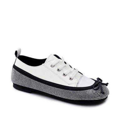New Pack Casual Comfortable Lace Single Shoes