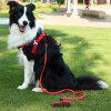 Pet Traction Rope Chest Chain Pet Supplies - RED