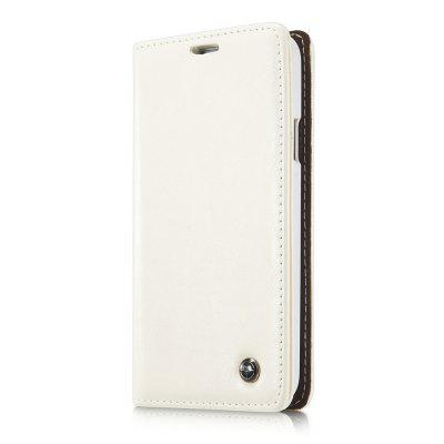 CaseMe 003 for Samsung Galaxy S5 Strong Magnet Closure Flip Case with Stand and Money Card Slot