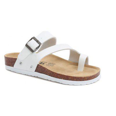 Summer Slippers Flat-Angle Beach Shoes