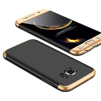 360 Degree Full Protection Case Hard PC 3 in 1 Fundas Back Cover for Samsung Galaxy S7Edge