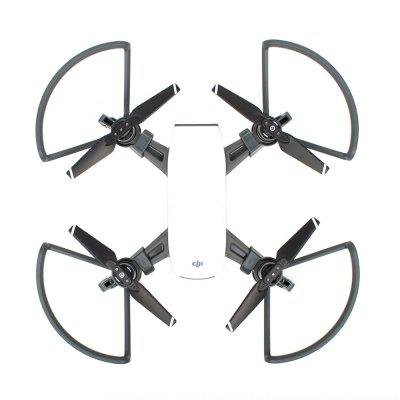 Propeller Guards Foldable Landing Gears Protective Kit for DJI SPARK Camera Drone Accessories