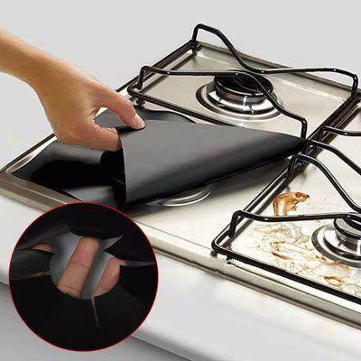 Gas Stove Cooker Protectors Cover Liner Clean Mat Pad