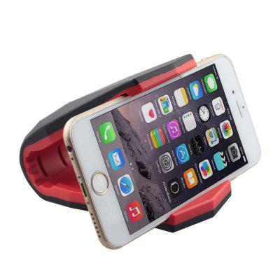 Phone Holder Clip Car Soft Anti Slip GPS Bracket for Mobile