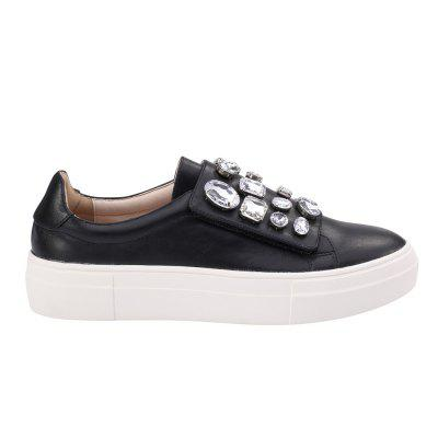 Velcro Beads Sneaker Shoes