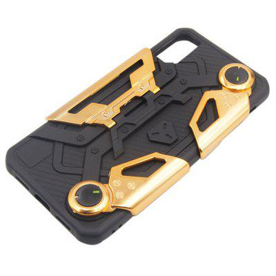 Game Phone Crab Shell Shatter-Resistant Bracket Phone Shell for iPhone6/6s