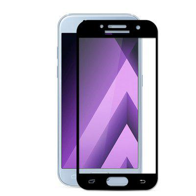 3D Full Cover Tempered Glass for Samsung Galaxy A3 2017 / A320