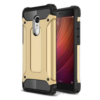 TPU en PC Hard ShockProof Protector Cover voor Xiaomi Redmi Note 4 / Note 4X
